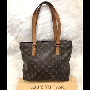 Authentic Louis Vuitton Cabas Piano Bag #9.1M